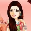 Imbraca fata din India