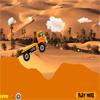 Jocuri cu camioane in desert