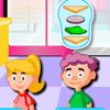 Jocuri cu magazinul de gatit sandwich