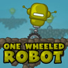 Jocuri cu robotul cu o roata