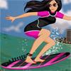 Jocuri de imbracat fata surfer