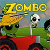 Jocuri de tras cu arcul in zombi