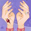 Jocuri unghii de ojat cu sclipici