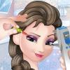 Jocuri Elsa la doctorul de ochi