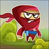 Jocuri ninja cel rosu